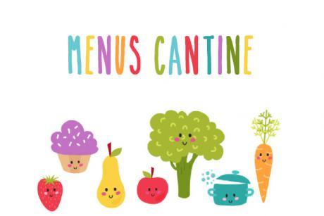 Découvrons ensemble les menus. A vos fourchettes!!!!
